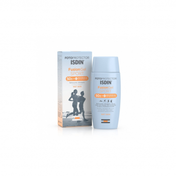 Fotoprotector ISDIN Fusion Gel Sport SPF 50+