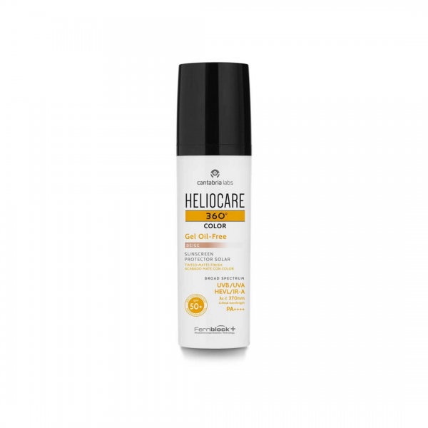 heliocare gel oil free beig5