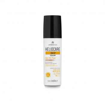 heliocare gel oil free beig