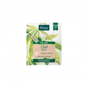 kneipp mascarilla chill out